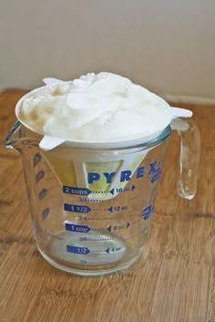 World's Best Tzatziki Sauce Recipe - Greek Yogurt and Cucumber Sauce