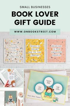 Literary gifts for a bookworm? Book gifts for kids? Reading gifts for students? Or literary wedding favors? We have created the ultimate gift guide for book lovers with the best book themed gifts from small businesses! From literature themed wall art to bookmarks, book candles to persoonalised books, there is something for every reader in there. Visit the blog post to discover the best book lovers gifts! Book Lovers Gifts, Book Gifts, Gifts For Bookworms, Literary Gifts, Unique Christmas Gifts, Kids Reading, Student Gifts, Any Book, Small Businesses