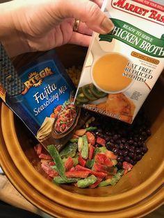 ZERO POINTS Chicken Fajita Soup WW Freestyle Weight Watchers Rejoice!
