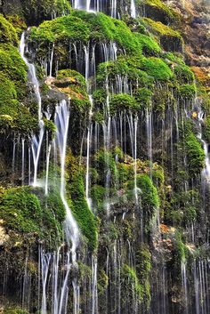 That's just beautiful Beusnita Waterfall, Cheile Nerei Beusnita Nature Park, Romania Beautiful Waterfalls, Beautiful Landscapes, Places To Travel, Places To See, Places Around The World, Around The Worlds, Wonderful Places, Beautiful Places, Visit Romania