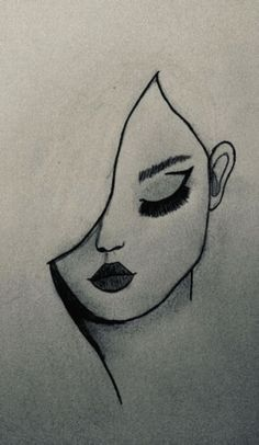 Doodle art 604186106249285237 - art simple – – Source by Art Drawings Sketches Simple, Girl Drawing Sketches, Cute Easy Drawings, Dark Art Drawings, Girly Drawings, Pencil Art Drawings, Sketch Art, Drawing Tips, Daisy Drawing