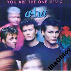 A-ha You Are The One single France