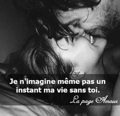Textes d'amour pour toi mon amour, texte d'amour tu es mon inspiration