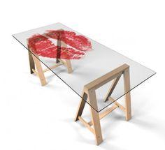 Tischfolie selbstklebend