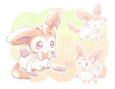 Hello and welcome to todays session of WHOSE THAT POKEMON! 3 2 1 It's..... Sylveon!
