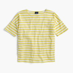 J.Crew/St James tee, Made in France