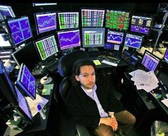 MPX PC manufactures multiple monitor computers & provides professional solutions for multi monitors in digital signage, stock trading, CCTV monitoring & more. Computer Station, Computer Setup, Trading Desk, Hedge Fund Manager, Trading Places, Home Office Setup, Office Desk, Day Trader, New Gadgets