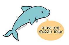 Please love yourself today
