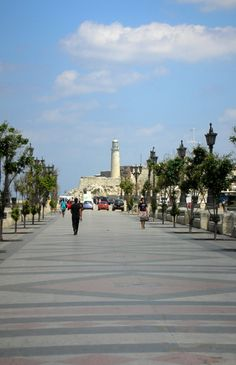 Paseo del Prado. Old Havana. Havana. Cuba