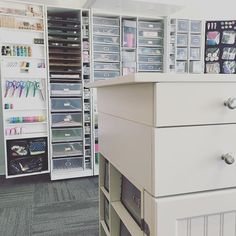 Sneak peak of something new... #ezviewdesk #crafting #scrapbooking #workbox #craftroom