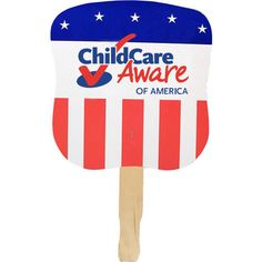 """Promotional Patriotic Hand Fans: Product Size: 7-5/8"""" W x 8"""" H. Imprint Area: 6.5""""W x 2.64""""H. Product Weight: 0.045 lbs. Carton Weight: 45 lbs. Packaging: 1000 pieces. Made In: USA. #customhandfan #patrioticpromogift #independenceday"""