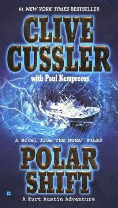 Polar Shift by Clive Cussler; Paul Kemprecos (Mass Market Paperback)…