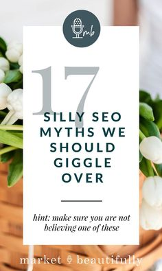 There are always myths about several topics that popularly float around. But I have heard multiple myths over SEO that honestly make me cringe a little. I say a little, but in reality, I'm cringing a lot. It's a marketing strategy that can transform a business and with a strong SEO strategy in place, you…