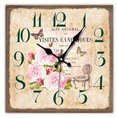 Ahşap Çiçek Dekoratif Duvar Saati, Ahşap Çiçek Dekoratif Duvar Saati Ürün Bilgisi ;Ürün maddesi : Mdf Ebat : 32 cm x 32 cm Mekanizması : Sessiz akar saniye Ürün tahta mdf üzerine