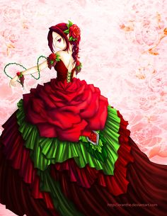Rose by Eranthe on deviantART