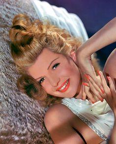 Rita Hayworth DOWN TO EARTH (1947)
