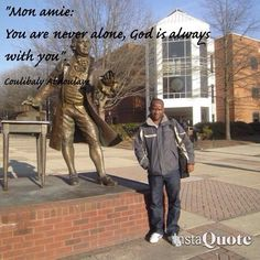 Coulibaly's quote