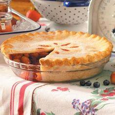 Rainier Cherry Pie Recipe