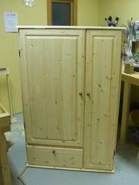 Kreg skap Armoire, Tall Cabinet Storage, Furniture, Home Decor, Clothes Stand, Decoration Home, Closet, Room Decor, Reach In Closet