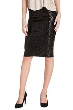 Special Offer: $29.00 amazon.com Sleek Sequin Midi SkirtImportedGlitz into the holidays in this sequin midi number. Skirt features intricate sequin and mesh insert pattern that adds comfortable stretch. Finished with visible back zipper. Skirt is fully lined.Length: 25.5″, Measurements...