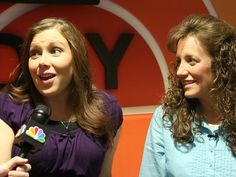 """Duggar moms: You have to """"teach and train"""" kids - Advice for preparing siblings for a new baby brother or sister."""