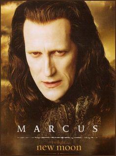 #TwilightSaga #NewMoon - Marcus Volturi #20