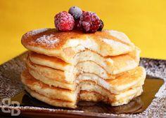 Bill Granger's Ricotta Hotcakes