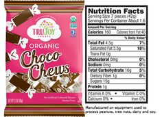 TruJoy Sweets - Choco Chews