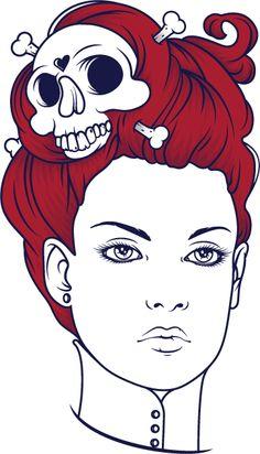 Dia De Muertos by Mnk Crew , via Behance