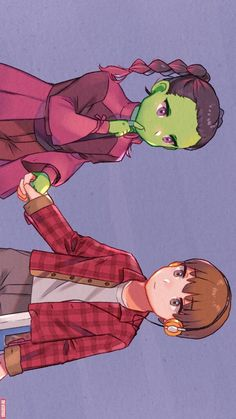 Gamora & Peter \ Starlord    Guardians of the galaxy \ The Avengers Infinity war    Cr:郡内やすおみ