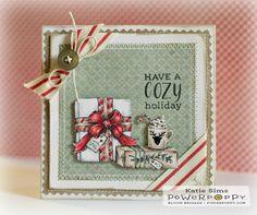 Cozy Cupfuls Stamp Set
