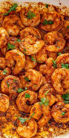 Supper Recipes, Quick Dinner Recipes, Entree Recipes, Breakfast Recipes, Easy Recipes, Top Recipes, Amazing Recipes, Delicious Recipes, Cajun Shrimp Recipes