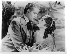 """Maytime"" with Jeanette MacDonald and Nelson Eddy. This tragedy always makes me cry. This has some funny bits, such as Eddy's tavern song, and I love Jeanette's costumes as always. Musical Film, Film Movie, Classic Hollywood, Old Hollywood, Hollywood Glamour, Jeanette Macdonald, Shirley Jones, Cinema, Beautiful Stories"