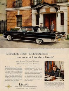 Ford Lincoln Premiere Landau