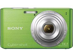 Appareil photo numérique compact SONY Cybershot DSC-W610 #vert #green