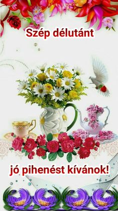 Happy Friendship Day, Good Morning Friends, Amazing Flowers, Good Day, Table Decorations, Free, Buen Dia, Happy Friends Day, Good Morning