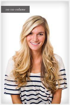 Hair Curling Tutorial   Camille Styles