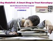 Modafinil metabolism