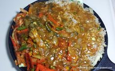 VEGETABLE SIZZLER - Cook with Kushi