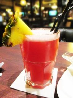 Cocktail Bora bora rhum : Recette, préparation et avis - Siroter.com