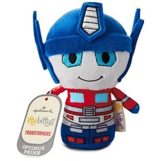 itty bittys® Transformers Optimus Prime Stuffed Animal