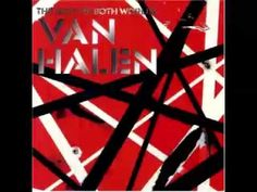 11/30: Can't Stop Lovin' You—Van Halen.     Side note: I want this to be my wedding song. Who says your wedding song has to be slow?