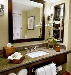Spa Bathroom Decor   Design to Decorate Your Luxurious Own Spa Bathroom at Home