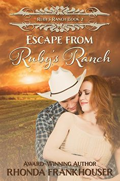 Catch Up with Rhonda Frankhouser – Excerpt from Escape from Ruby's Ranch Away From Her, Great Books, Ranch, Author, Reading, Book Reviews, Amazon, Guest Ranch, Amazons