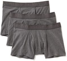 Old Navy Boxer Brief 3-Pack