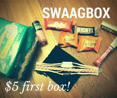 SwaagBox Time of the Month Subscription - First Box $5! - http://mommysplurge.com/2014/10/swaagbox-time-of-the-month-subscription-first-box-5/