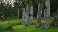 Haida Gwaii - 2 hr flight from Vancouver; stay at Graham Island. Stunning in BC Canada Tahiti Resorts, Lanai Island, Best Island Vacation, Where Is Bora Bora, Haida Gwaii, Family Resorts, Canada Travel, Canada Trip, Philippines Travel