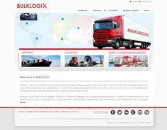 Our New Design work for www.bulklogix.com