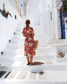 43 Likes, 3 Comments - Silia Greek Island Hopping, Discover Yourself, Vienna, Barefoot, Greece, Let It Be, My Love, Instagram, Dresses
