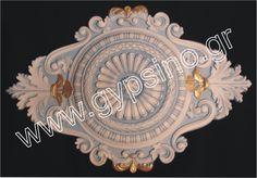 Γύψινη ροζέτα στο ταβάνι από το www.gypsino.gr Χώρα:  Ελλάδα Νομός : Αττική Περιοχή : Θρακομακεδόνες